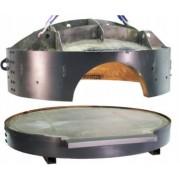 Пицца печь MORELLO FORNI  PАХ 90 2 части
