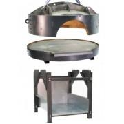 Пицца печь MORELLO FORNI  PАХ 90 3 части