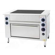 Профессиональные плиты (промышленные) Orest  ПЭ-4-Ш (под GN 2/1)
