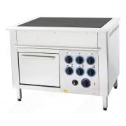 Профессиональные плиты (промышленные) Orest  ПЭ-6Ш(0,54) (под GN 1/1)