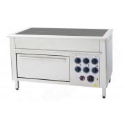 Профессиональные плиты (промышленные) Orest  ПЭ-6-Ш (под GN 2/1)