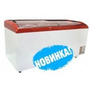 Морозильные лари JUKA с гнутым стеклом M800S