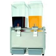 Сокоохладитель EWT INOX  CDD18-2 (2 емкости)