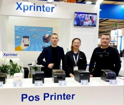 Делота - дистрибьютор Xprinter в Украине