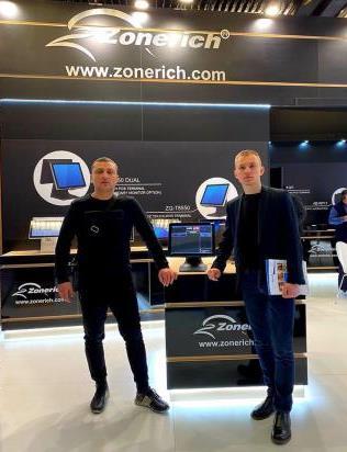 Делота - дистрибьютор Zonerich в Украине