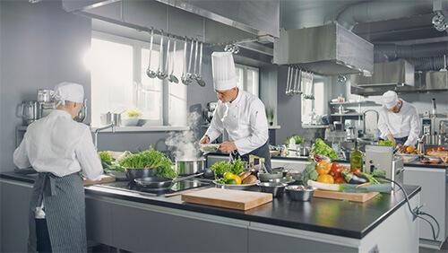 купить технику для кухни ресторана