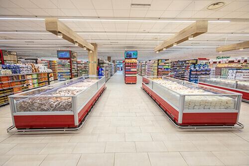 купить оборудование для супермаркета